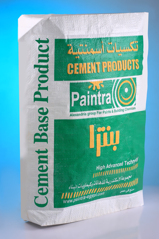 Painto seal cement